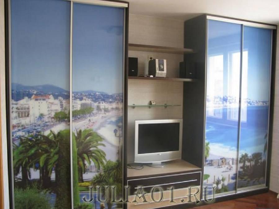 красивая мебель юлия шкаф купе на заказ для гостиной липецк